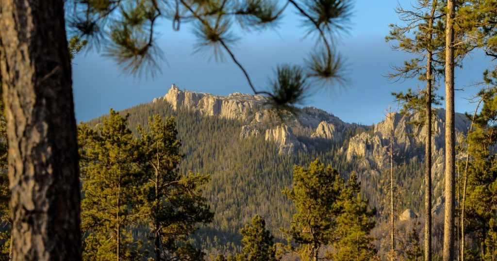 Black Elk Peak – formerly Mt. Harney